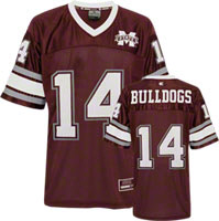 Mississippi State Football Jersey