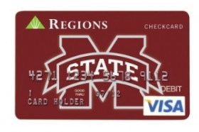 Mississippi State Credit Card